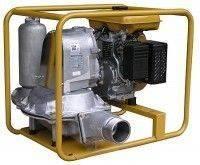 Мотопомпы бензиновые для густых и вязких жидкостей