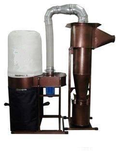 Пылеулавливающие установки для металлической и абразивной пыли