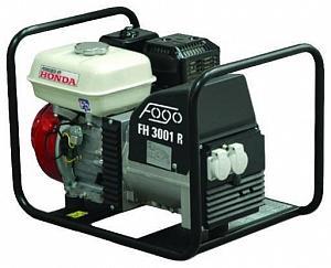 Бензиновые генераторы 3 кВт