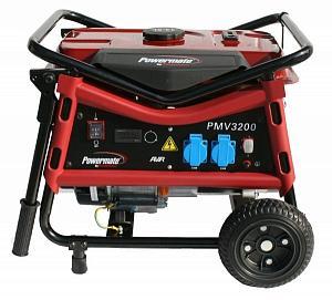Бензиновые генераторы Powermate