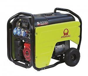 Бензиновые генераторы 7 кВт
